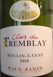 clos du tremblay