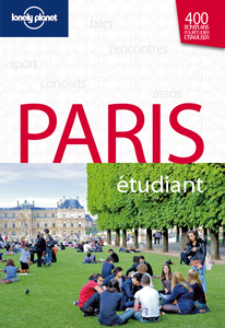Guide Paris Etdiant Lonely Planet