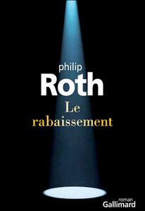 Le-rabaissement-Philip-Roth