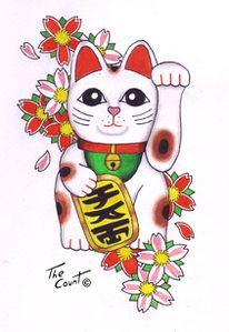 Maneki Neko by the count