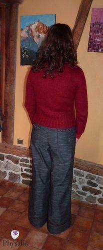 pantalon lacet 2