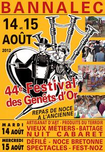 2012 Affiche
