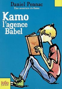 couverture Kamo agence babel