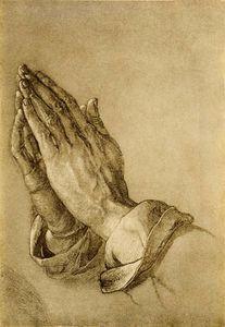 Mains en prière-Durer