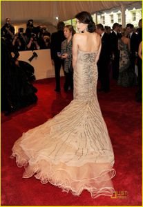 Ashley Greene - Met Gala 1