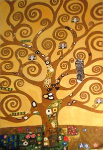 Tree of life Gustav Klimt