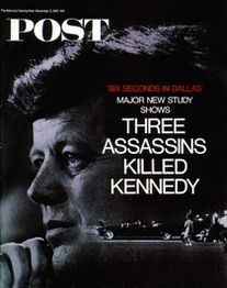 JFK - Post du 2 décembre 1967