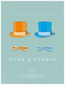 Dumb & Dumber by Moxy Creative