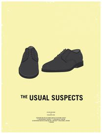 Usual suspects by Moxy Creative