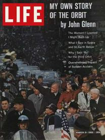 Mercury-Atlas 6 - John Glenn - Life du 9 mars 1962