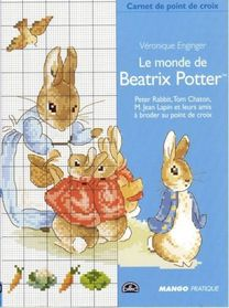 Mango pratique - Le monde de Beatrix Potter
