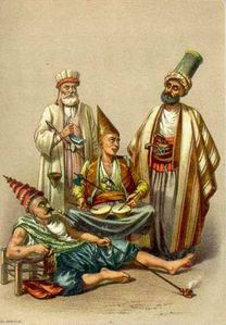 Les rites bektachis