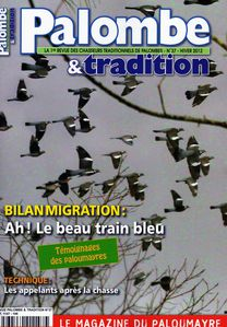 Palombe & tradition Hiver 2012