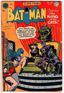 Batman bondage