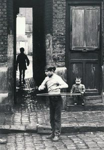 Jean-Philippe Charbonnier Hula hoop - France 1958