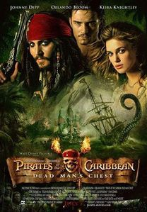 7. pirates of the carribean 2