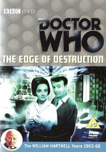 Dr Who - the beginning - the edge of destruction