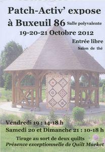 Buxeuil (86)2012