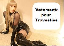 vetement pour travesties tiers