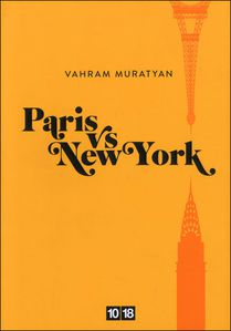 Paris vs New York - Couverture