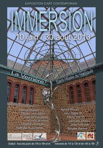 Immersion affiche