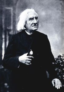 Franz Liszt photo