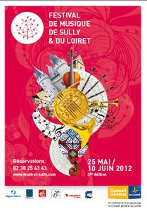 affiche festival sully 2012