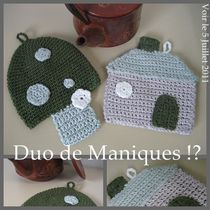 potholder free pattern