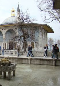kiosque de Bagdad Topkapi - Istanbul (46)