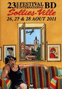 Affiche Solliès 2011