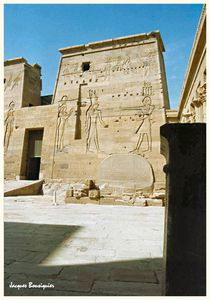 Assouan temple de Philae1