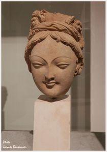 Chine Terre sechee Musee Guimet Paris