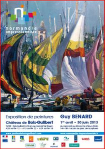 expo Guy Benard