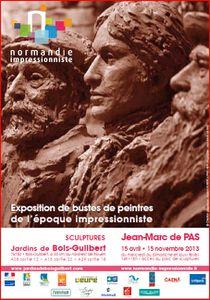 expo bustes impressionistes