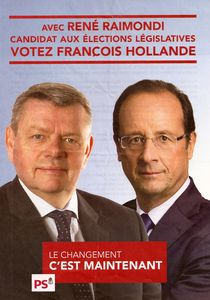 AFFICHE RAIMONDI+HOLLANDE