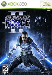 Force Unleashed 2 jaquette