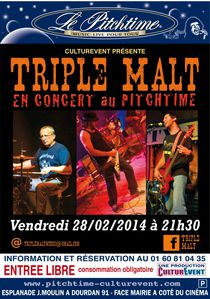 Flyer Triple Malt