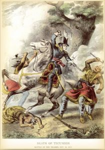 Death of Tecumseh