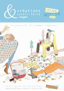 Visuel créations & savoir-faire 2012