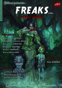 Couverture Freaks 6