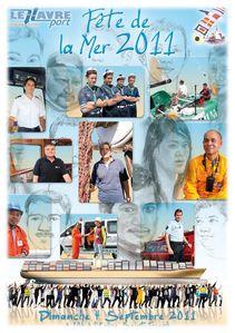 la mer-en-fête-affiche-fête de la mer 2011