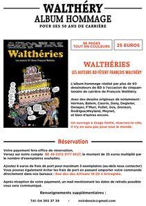 walthéries, BD hommage à Walthéry