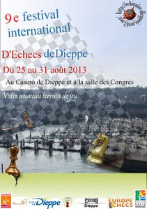 9ème Festival international d'échecs de Dieppe