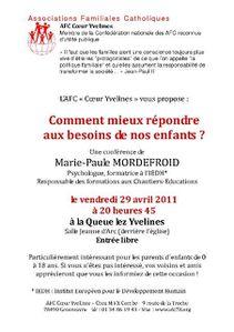 lqly conference-AFC-CœurYvelines 2011-04