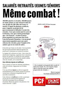 Tract St André Septembre 2013 - Recto