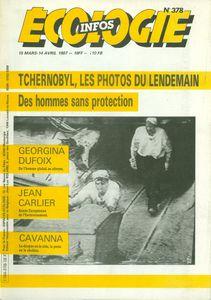 ECOLOGIE-Infos n°378