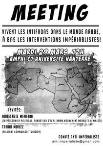affiche intifadas