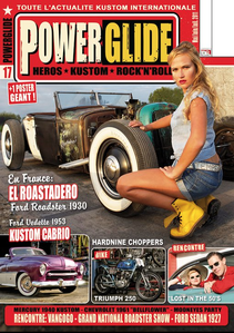 PowerGlide magazine