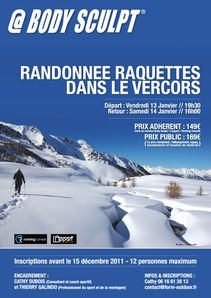 affiche web 2012 01 Rando raquettes