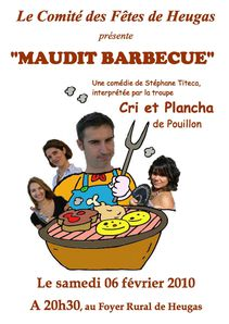 Maudit barbecue